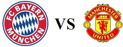 Manchester United vs. Bayern Munich